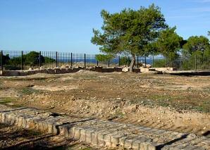 Castellum romano de Can Pins