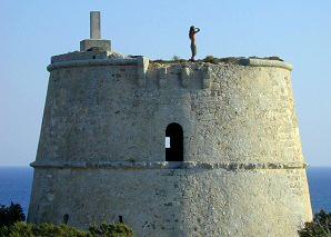 Torres de defensa de Formentera