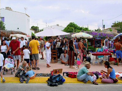 Artisan Fair in la Mola